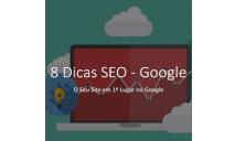 Cupom de Desconto 8 Dicas de SEO - O seu Site em 1º Lugar no Google